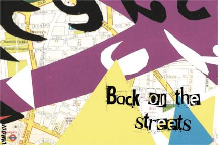 Ad Vinum 2019 'Back On The Streets' Rouge, Vin de France (Rhone)