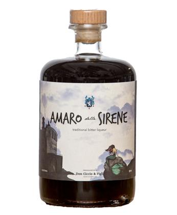 Don Ciccio & Figli Amaro della Sirene (58 proof)