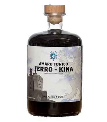 Don Ciccio & Figli Amaro Tonico Ferro-Kina (40 proof)