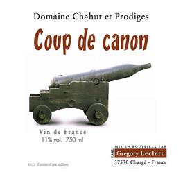 Gregory Leclerc - Chahut et Prodiges 2018 'Coup de Canon' Red VDF