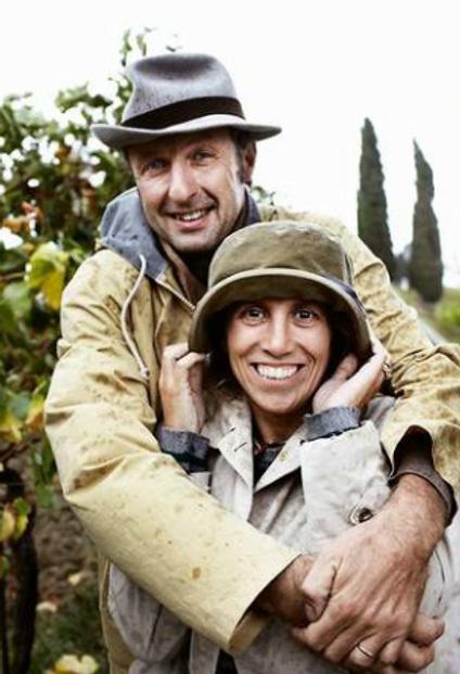 Giovanna and Stefano Pacina