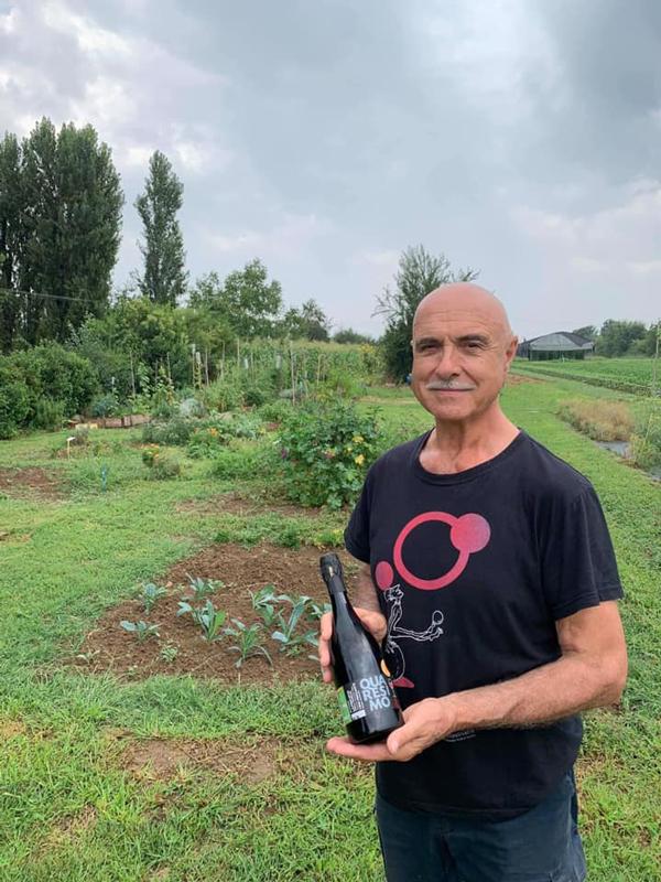Winemaker Enea Burani