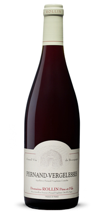 Domaine Rollin Pere and Fils 2018 Pernand-Vergelesses Rouge