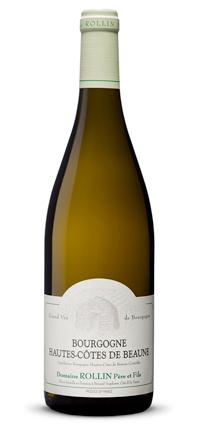Domaine Rollin Pere and Fils 2019 Bourgogne Hautes-Cotes de Beaune Blanc AOC