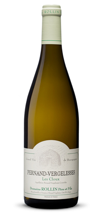 Domaine Rollin Pere and Fils 2018 Pernand-Vergelesses Blanc, Les Cloux, AOC