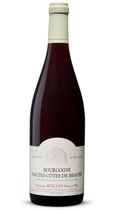 Domaine Rollin Pere and Fils 2018 Bourgogne Hautes-Cotes de Beaune Rouge AOC