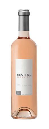 Domaine Gavoty 2020 'Recital' Cotes de Provence Rose