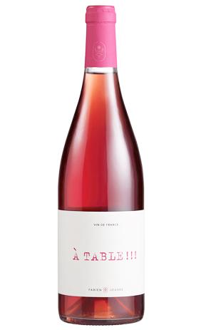 Fabien Jouves 2020 'A Table!!!' Rose, Vin de France (Cahors)
