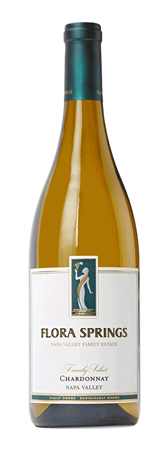 Flora Springs 2019 'Family Select' Chardonnay, Napa Valley