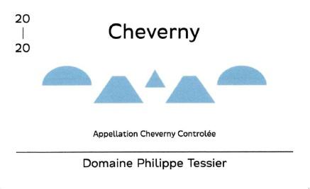 Domaine Philippe Tessier 2020 Rose, Cheverny AOC