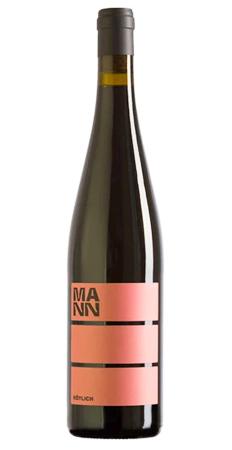 Weingut Mann 2019 'Cuvee Rotlich' Portugieser Rose, Rheinhessen