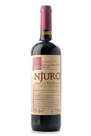 Il Censo 2016 'Njuro' Perricone, Terre Siciliane Rosso IGT