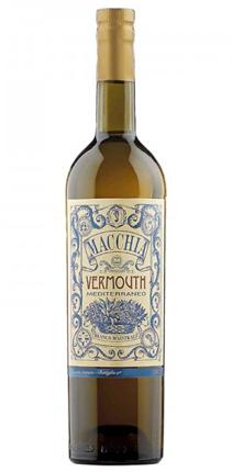 Macchia 'Maestrale' Vermouth Bianco, Italy (36 proof)