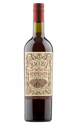 Macchia 'Mirto' Vermouth Rosso, Italy (36 proof)