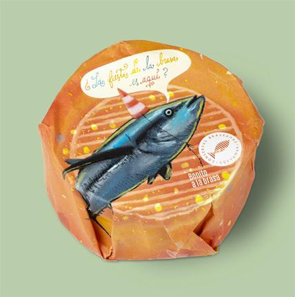Conservas Gueyu Mar (150g) Grilled Albacore Tuna (Bonito)