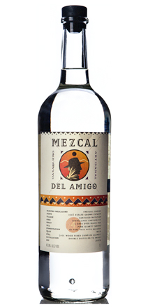 Del Amigo Mezcal (1 L) Espadin, Oaxaca (86 proof)