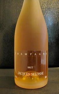 Jacques Selosse NV Brut Rose, Champagne Grand Cru AOC