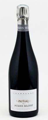 Jacques Selosse NV 'Initiale' Blanc de Blancs Brut, Champagne Grand Cru AOC