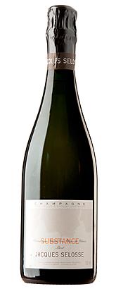 Jacques Selosse NV 'Substance' Blanc de Blancs Brut, Champagne Grand Cru AOC