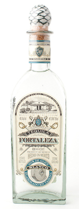 Tequila Fortaleza Blanco (80 proof)