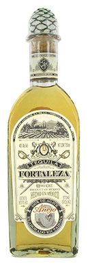 Tequila Fortaleza Anejo (80 proof)