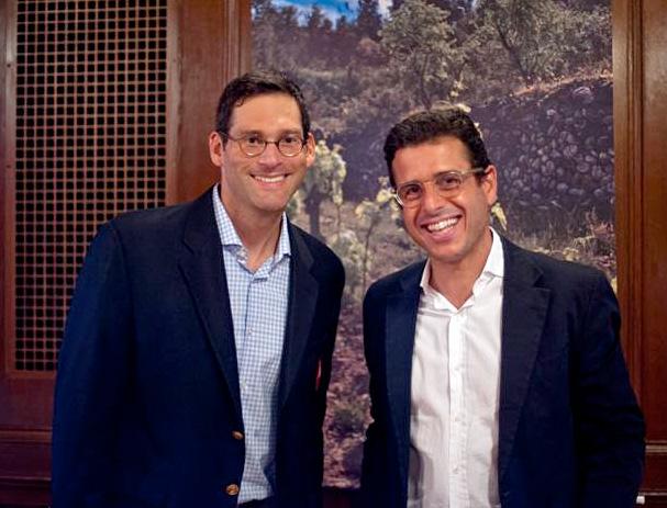Bruce Schneider & Rui Abecassis