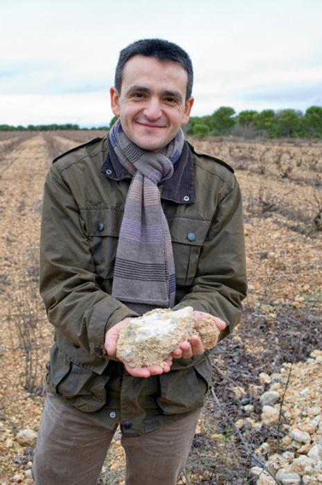 Pablo Rubio, Winemaker