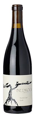 Bedrock Wine Co. 2015 Syrah, North Coast