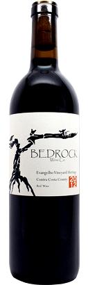 Bedrock Wine Co. 2016 Heritage Red, Evangelho Vineyard, Contra Costa County