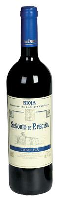 Bodegas Hermanos Pecina 2019 Cosecha Rioja Tinto DOCa