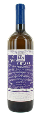 Paolo Bea 2016 'Santa Chiara' Pagliaro Vineyard, Umbria Bianco IGT