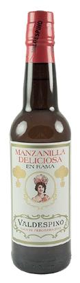 Bodegas Valdespino (375 ml) 2017 'Deliciosa En Rama' Manzanilla Sherry, Sanlucar de Barrameda DO