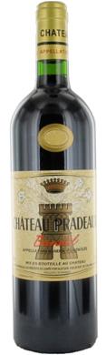 Chateau Pradeaux 2015 Bandol Rouge AOC