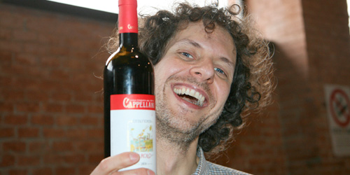 Augusto Cappellano (photo from gustodivino.it)