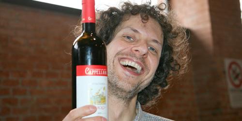 Augusto Cappellano (photo from gustodivino.it)