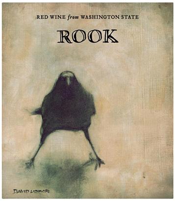 Corvidae 2018 'Rook' Merlot, Columbia Valley