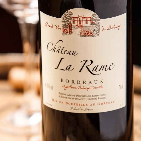 Château La Rame Bordeaux