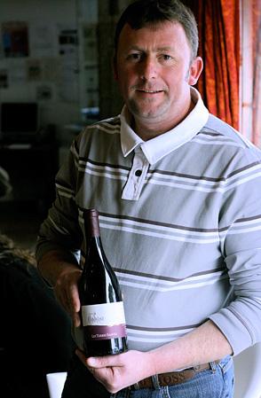 Gilles Gasq, Owner of Domaine La Manarine