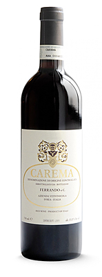 Luigi Ferrando (1.5 L) 2013 'Etichetta Bianca' (Nebbiolo), Carema DOC