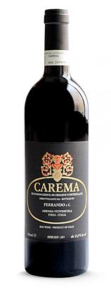 Luigi Ferrando (1.5 L) 2013 'Etichetta Nera' (Nebbiolo), Carema DOC