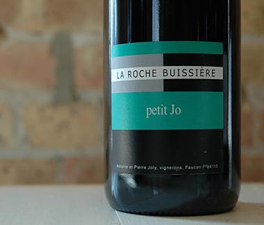 La Roche Buissiere NV 'Petit Jo' Vin de France (Rhone)