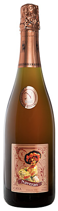 Caves Naveran 2016 Brut Rosado, Cava DO