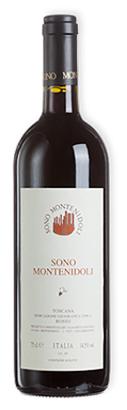 Montenidoli 2013 'Sono Montenidoli' Rosso, Toscana IGT