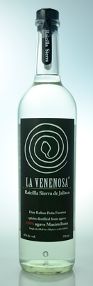 La Venenosa Raicilla Maximiliana (Black Label), Sierra Occidental de Jalisco (84 proof)