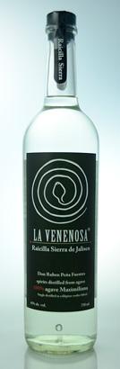 La Venenosa Raicilla Maximiliana (Black Label), Sierra Occidental de Jalisco (84 proof)