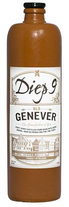Diep9 Old Genever (70 proof)