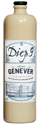 Diep9 Young Genever (70 proof)