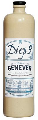 Diep9 Young Genever (70 proof)