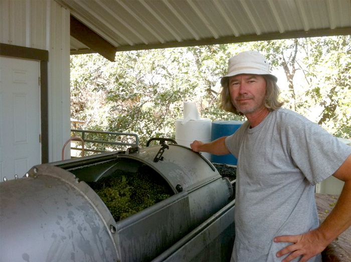 Hank Beckmeyer (http://www.foodrepublic.com/2012/01/27/cult-california-wine-zen-premise)