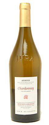 Michel Gahier 2016 Chardonnay, Les Follasses, Arbois AOC